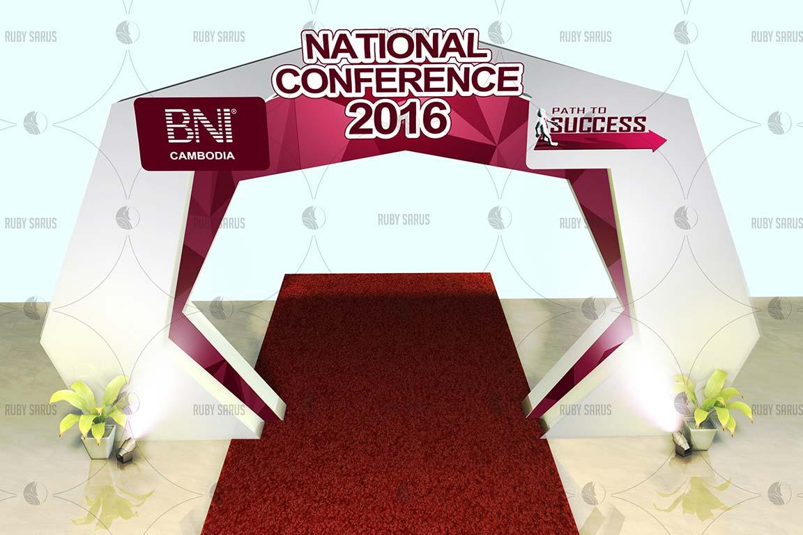BNI-Cambodia-Backdrop-Design