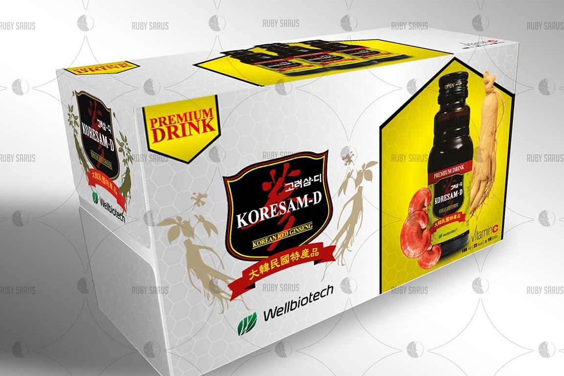 Koresam Premium Drink