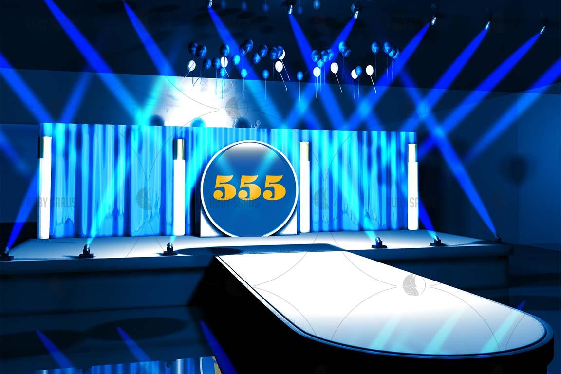 Stage Spark 555 Cigarette Design